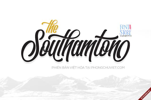 [Script] The Southamton Việt hóa