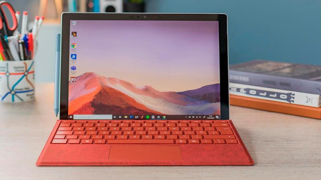 6. Surface Pro 7