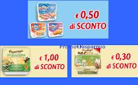 Logo Parmareggio : 6 coupon da stampare (Petali di Parma, ABC della Merenda e Teneroni)