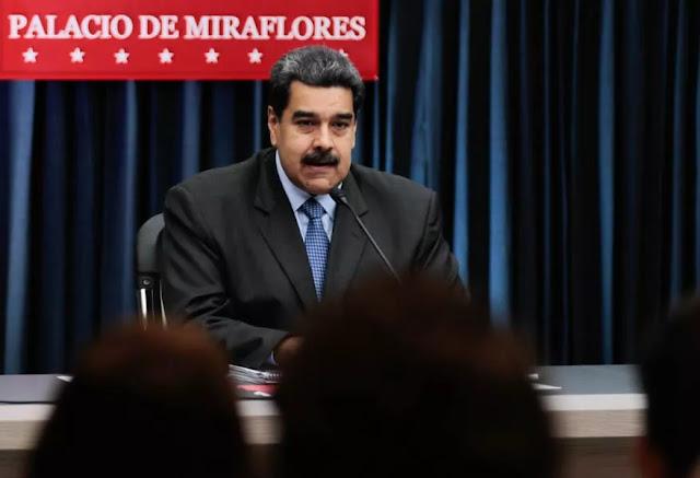 Maduro anunció exportación de 1 millón de barriles de petróleo diarios a China como meta