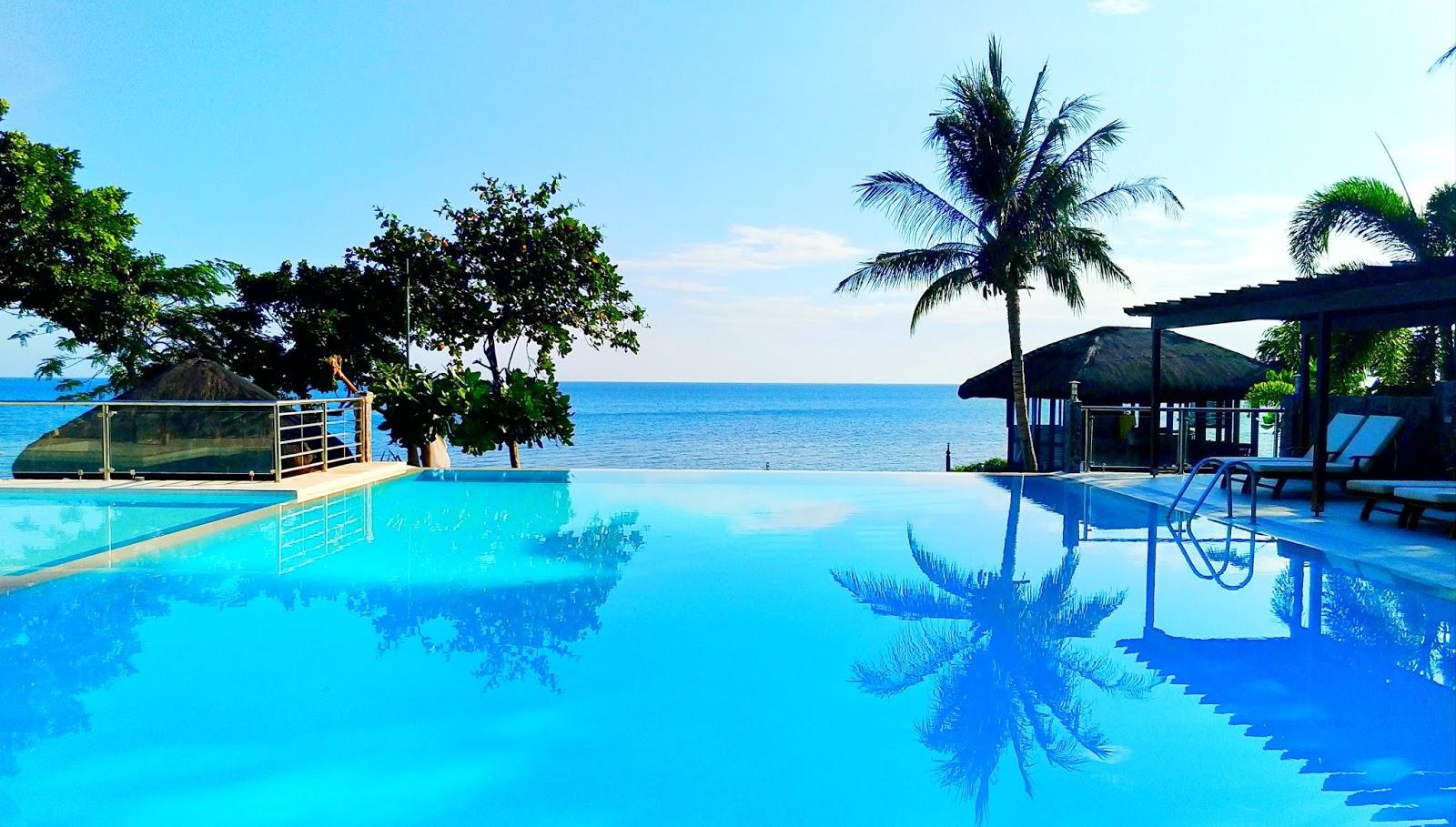 Palm Beach Resort in Laiya Batangas - The Pinoy Traveler