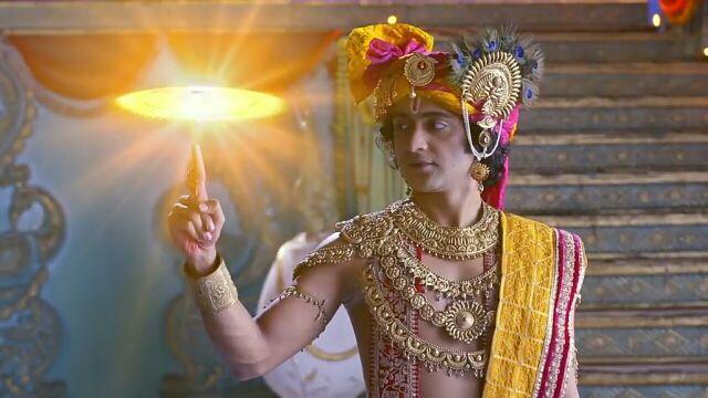 Radha Krishn: Krishna - Session4 E25 25th November Episode