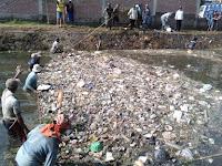 Rencana Pihak Desa Modopuro Akan Kebersihan Sungai Ledeng