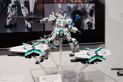 The Robot Spirits SIDE MS Unicorn Gundam Awakening ver. [REAL MARKING]