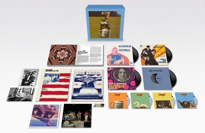 Los Kinks estrenan una canción inédita como avance de la reedición de Arthur