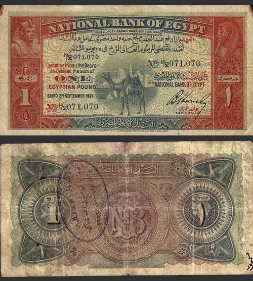 سعر الجنية المصري اصدار عام 1898 ميلادي