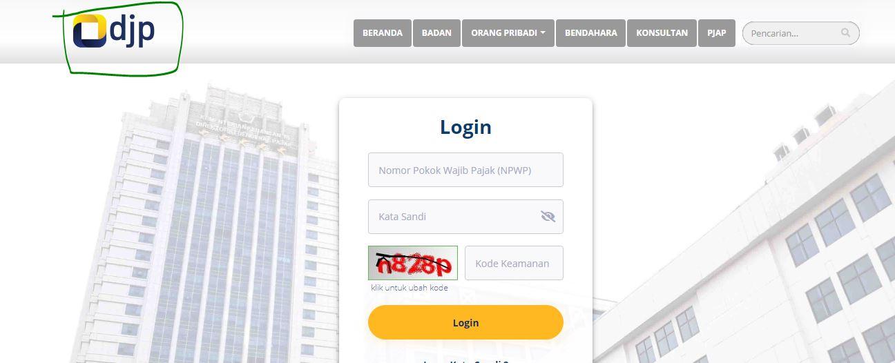 Tutorial Lengkap Cara Membayar Pajak Online di Aplikasi DJP
