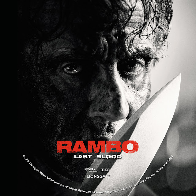 Rambo: Last Blood DVD Cover