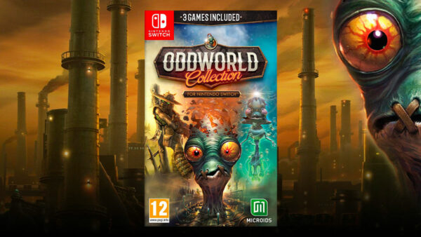 Oddworld Collection Nintendo Switch
