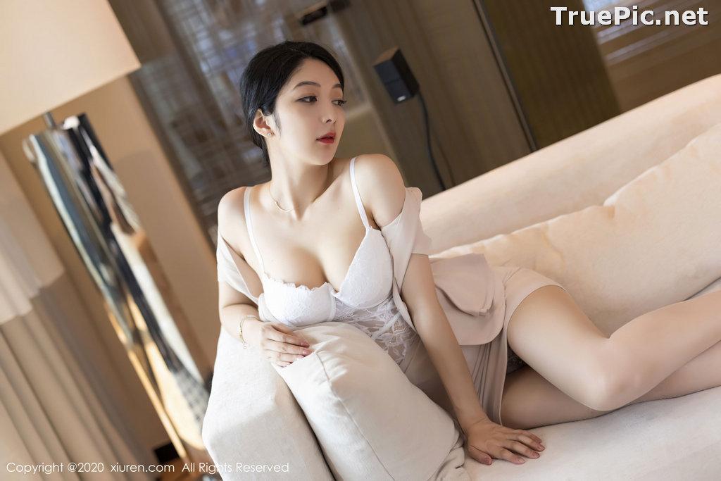 Image XIUREN No.2619 - Chinese Model - Xiao Reba (Angela小热巴) - Goddess of Beauty - TruePic.net - Picture-9