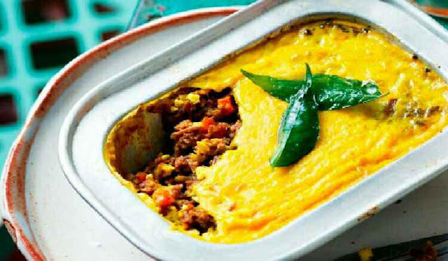 What is the national dish in South Africa?