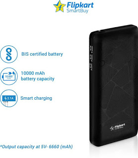 Flipkart SmartBuy-best power bank traveling 2020