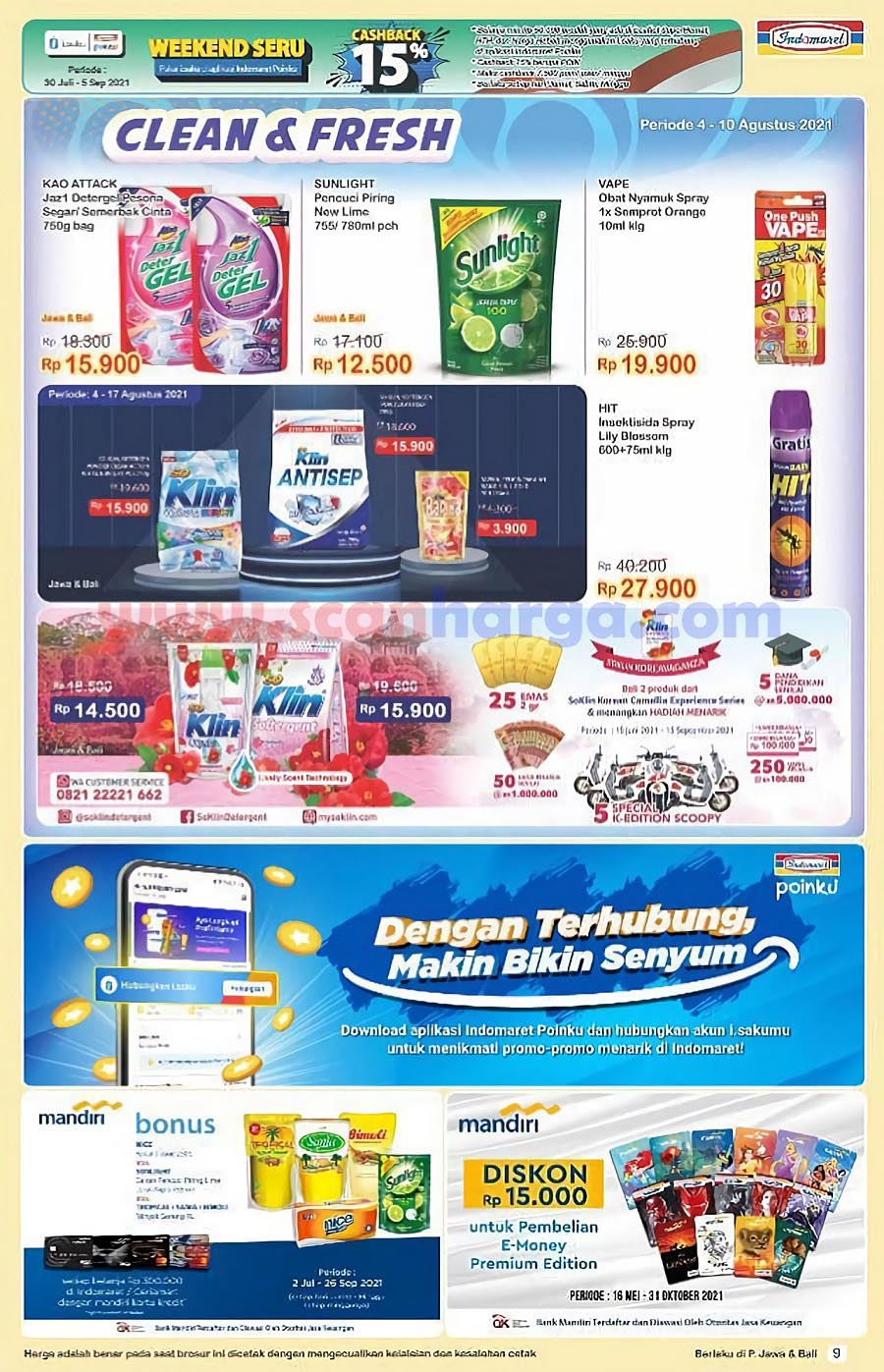 Katalog Indomaret Promo Terbaru 4 - 10 Agustus 2021 9