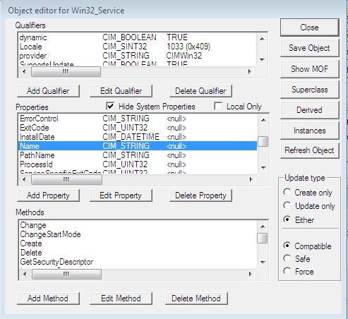 Jayan Tech Blog: Windows Management Instrumentation (WMI)