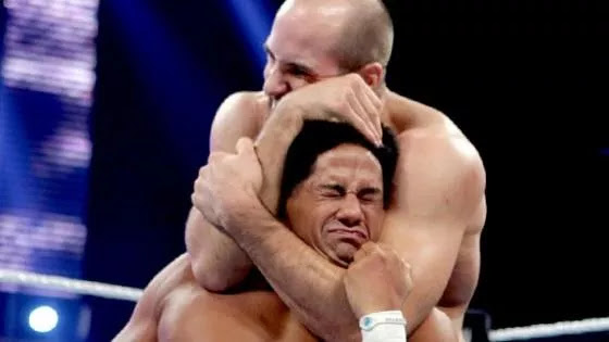 WWE Wrestlers Who Make Other Wrestlers Cry
