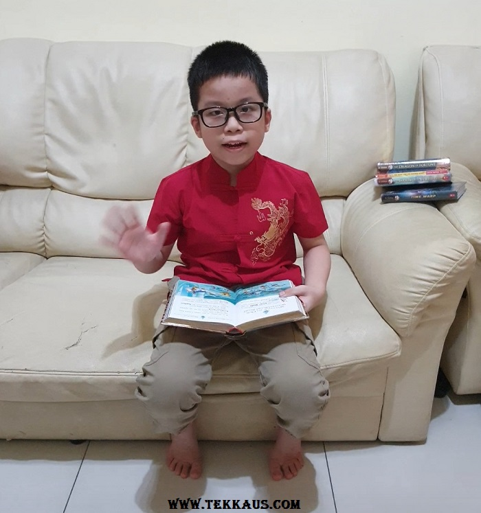 Jordan's HIP Book Review Competition For World Book Day