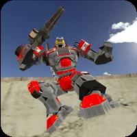 Royal Robots Battleground Mod Apk