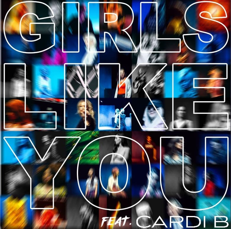 Maroon 5s Girls Like You Scores No 1 Spot On Billboard