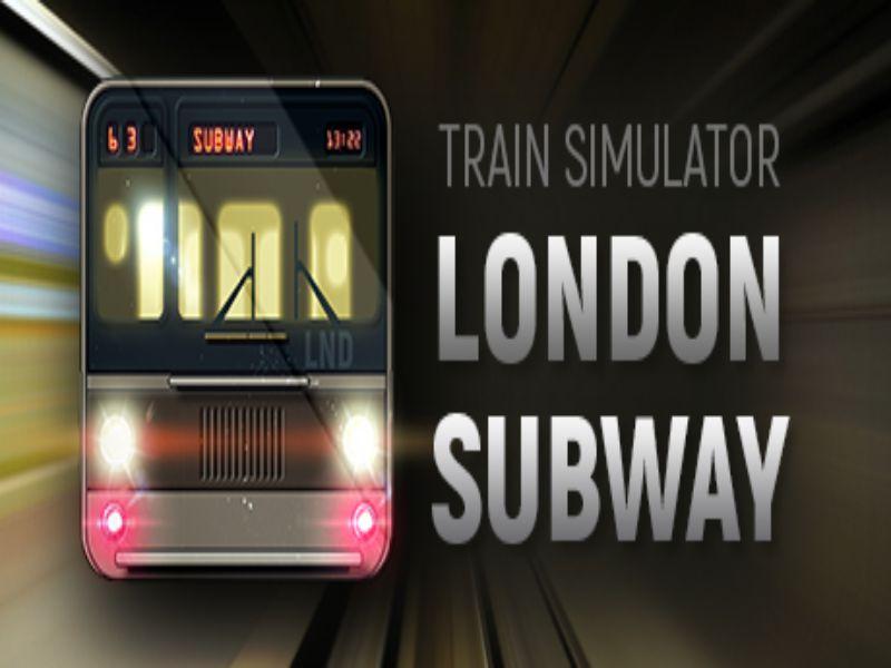 Download Train Simulator London Subway Game PC Free