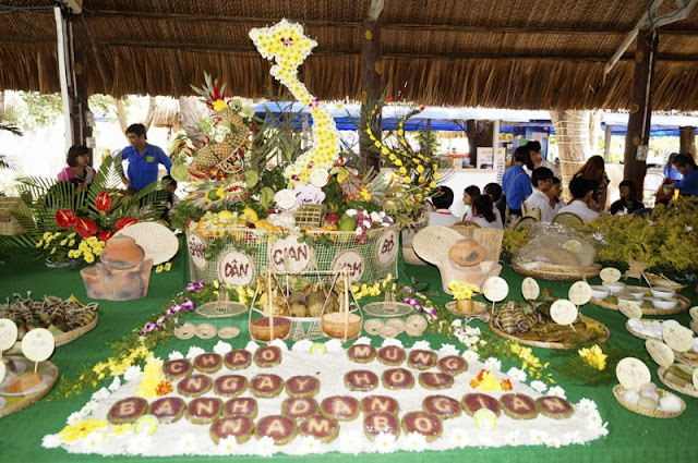 2017 Southern Folk Cake Festival opens in Can Tho
