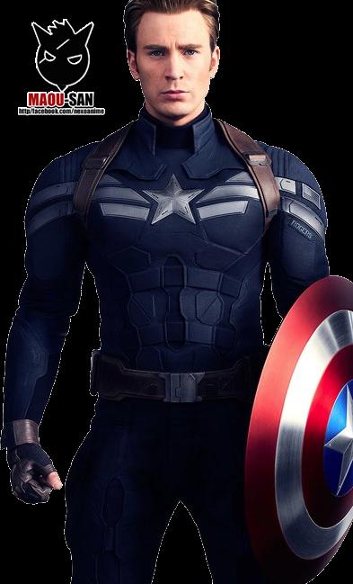render Capitán América