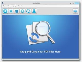 برنامج, تغيير, واستبدال, النصوص, والكلمات, والفقرات, داخل, مستندات, PDF