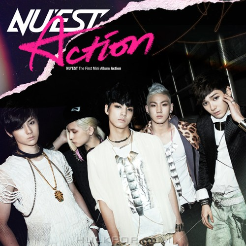 NU'EST – Action – EP (FLAC + ITUNES PLUS AAC M4A)
