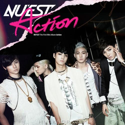 NU'EST – Action – EP
