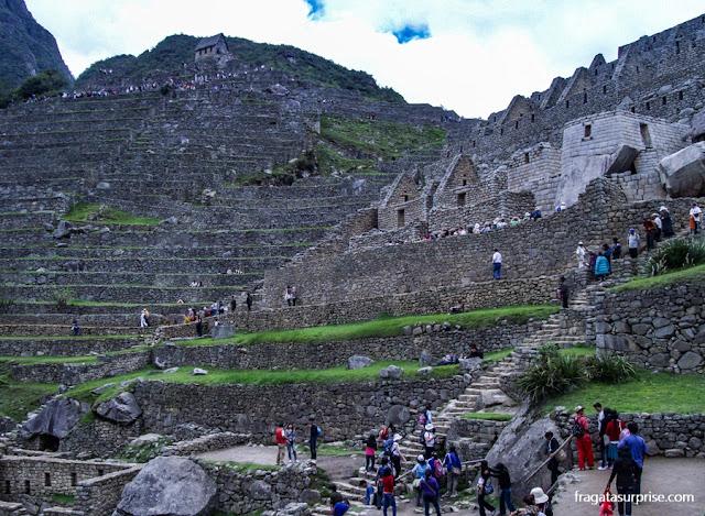 Machu Picchu, Peru - Templo do Sol