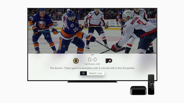 آبل تكشف النقاب عن تطبيق TV الجديد //  Apple's new TV application