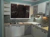 furniture interior semarang - kitchen set minibar 12