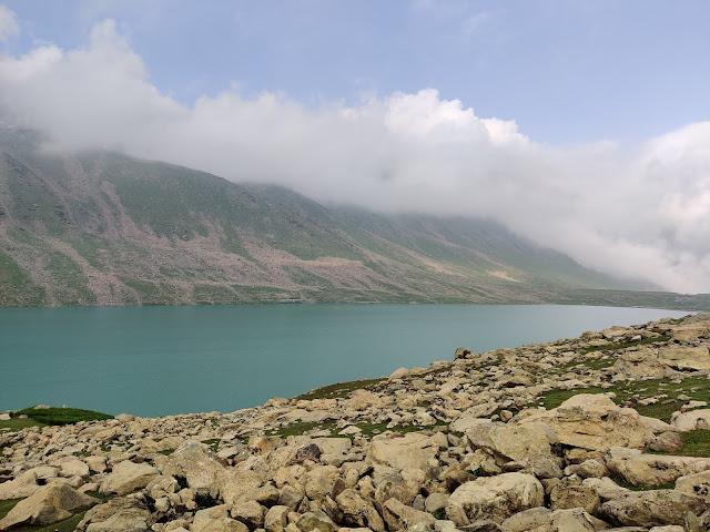 How To Do Kashmir Great Lakes Trek gangawal lake