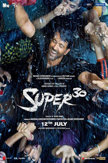 Super 30 (2019) Hindi Movie DVDrip Download mp4moviez