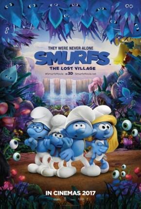 SINOPSIS Smurfs: The Lost Village (2017)