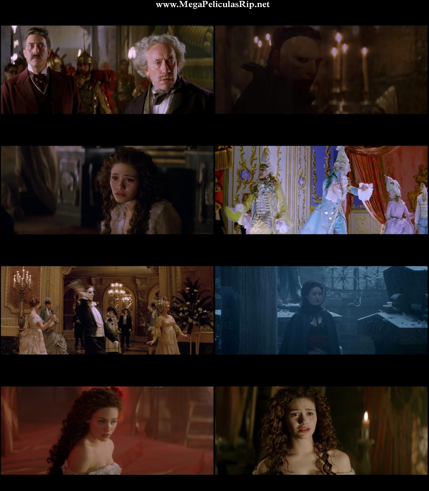 El Fantasma De La Opera 1080p