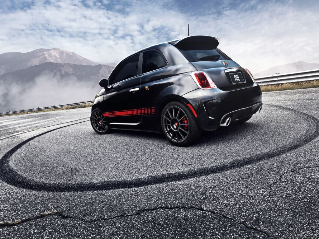 2012 Fiat 500 Abarth Wallpapers Auto Cars Concept