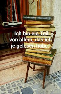Tag der Buchliebhaber und ein paar Worte ... Blog Silke schreibt
