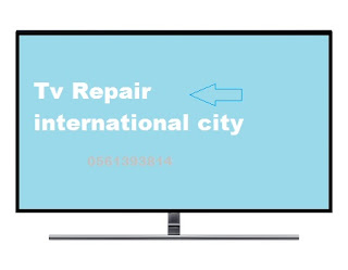 tv repair international city