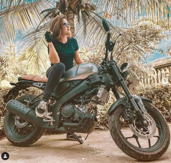 Yamaha XSR 155 Terbaru