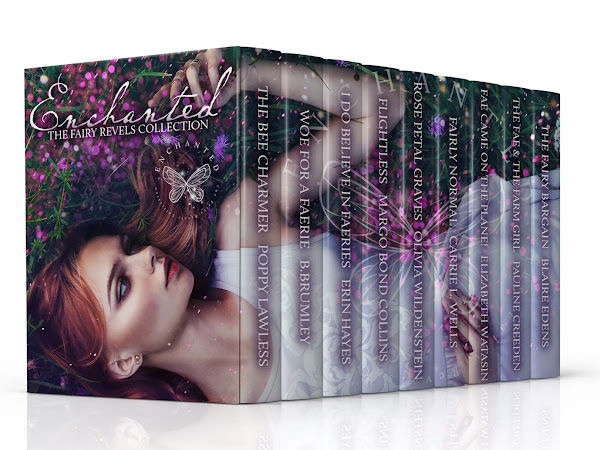 Enchanted: The Fairy Revels Collection Boxed Set 99c & 9 Paperbacks Giveaway!