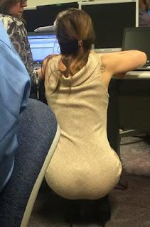 fotos mujeres oficinistas sexys