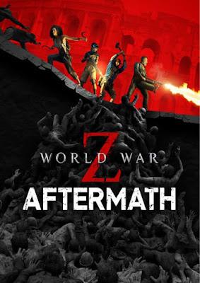 Capa do World War Z: Aftermath