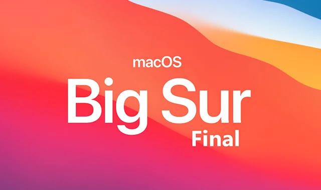 Comment installer macOS Big Sur Final Edition sur votre ordinateur.