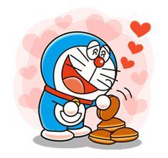 Gambar DP Profil wa kartun doraemon keren