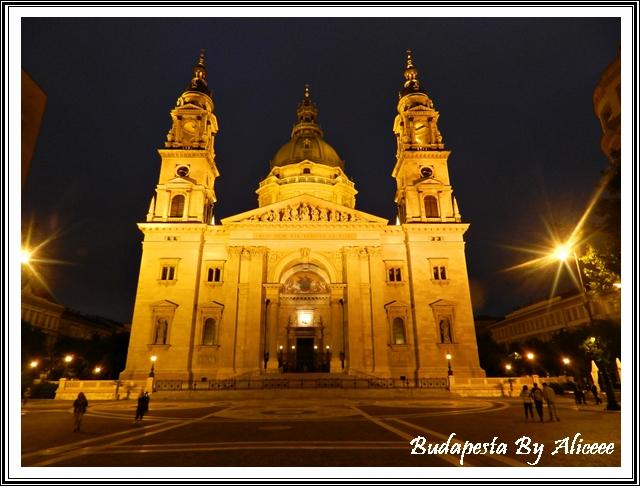 Ungaria-Budapesta-centru-istoric-catedrala-sf-stefan