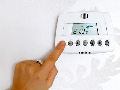 instalaciones eléctricas residenciales - temperatura ideal para el confort