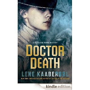 http://www.amazon.com/Doctor-Death-Madeleine-Mystery-Mysteries-ebook/dp/B00LD1RWGU/ref=sr_1_1?s=books&ie=UTF8&qid=1421608619&sr=1-1&keywords=doctor+death