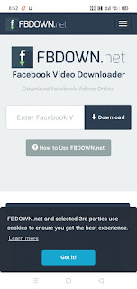 फेसबुक वीडियो कैसे सेव करे