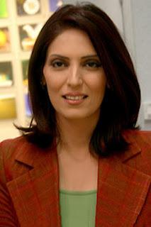 فرح البرقاوي (Farah Barqawi)، مذيعة فلسطينية