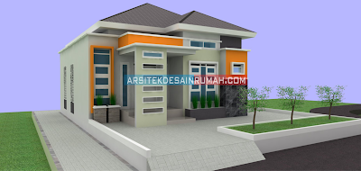 Arsitek Desain Rumah Type 102